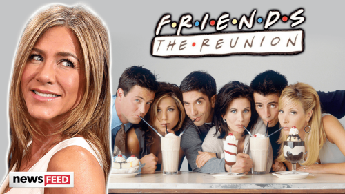Jennifer Aniston's 'Friends' Reunion Secret DEBUNKED!