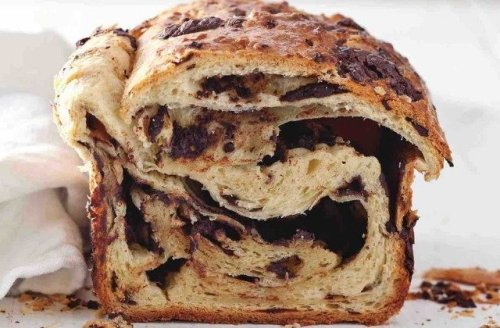 This Chocolate Brioche Bread Will Blow You Away