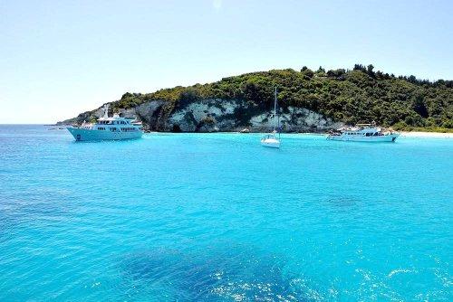 Schöne Inseln in Europa