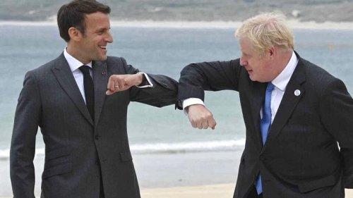 'Donnez moi un break' Johnson tells France amid submarine deal outcry