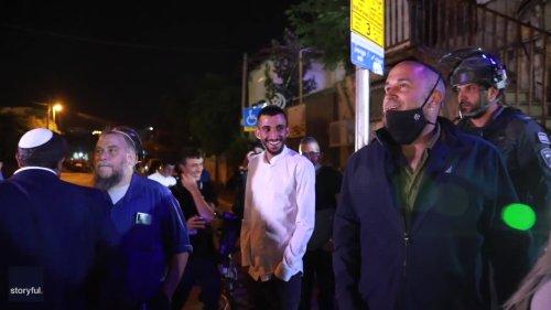 Jerusalem Deputy Mayor Accused of Mocking Palestinian Who Got Shot