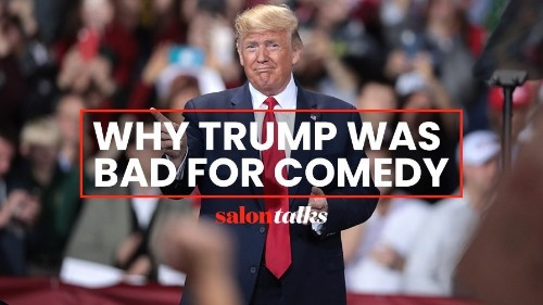 Stand-up comic Maz Jobrani says his Trump jokes never worked