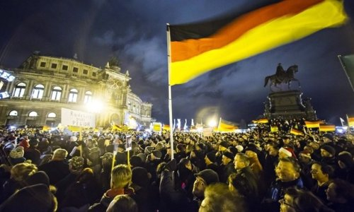 Germany's anti-Islamic movement Pegida is a vampire we must slay