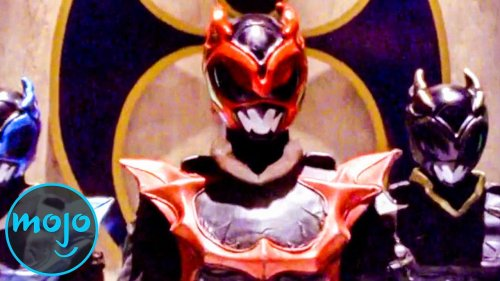 Top 10 Most Evil Power Rangers Ever