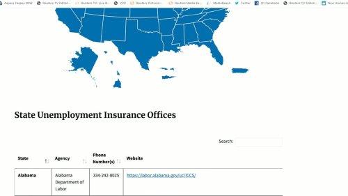 U.S. unemployment claims unexpectedly rise