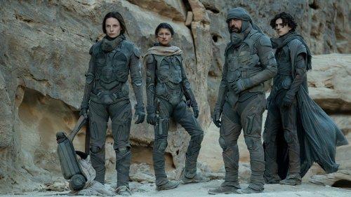 Dune trailer: A new look at Timothée Chalamet's sci-fi saga