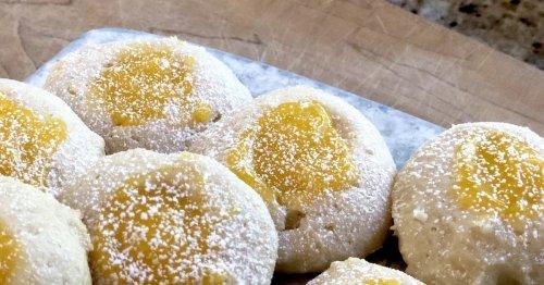 Lemon Buttermilk Cookies Are Like Edible Rays Of Sunshine