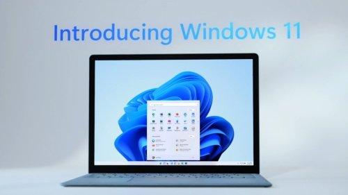Say Hello to Windows 11