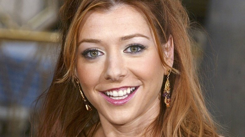 We Finally Understand Why Alyson Hannigan Disappeared For A While