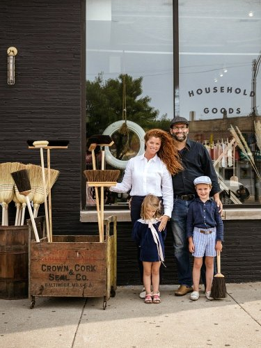 An abandoned dentist's office is now Chicago's hottest housewares shop