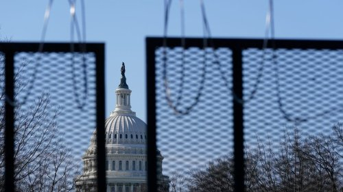 U.S. Capitol Braces for Rally