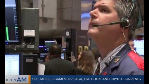 BRN AM | SEC tackles GameStop Saga, ESG Boom and Cryptocurrency