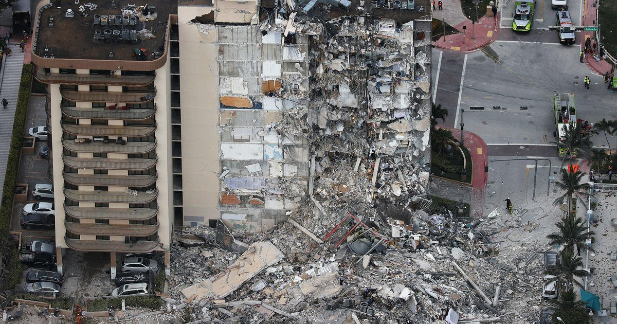 Florida condo building collapse: What we know so far
