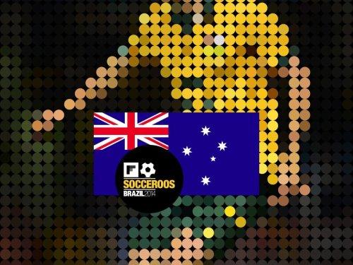 Australia: World Cup 2014 - cover
