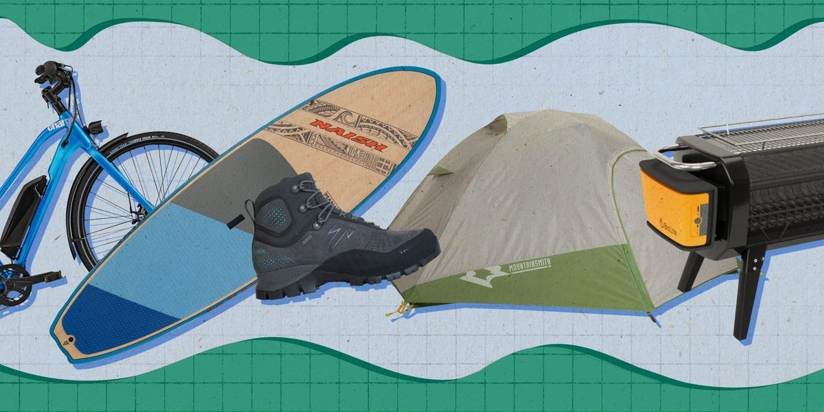 Summer is Here: Check Out Our Favorite Outdoor Gear