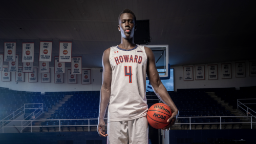 HBCU Hoops Phenom Makur Maker to Star in New Docuseries Big Man on Campus