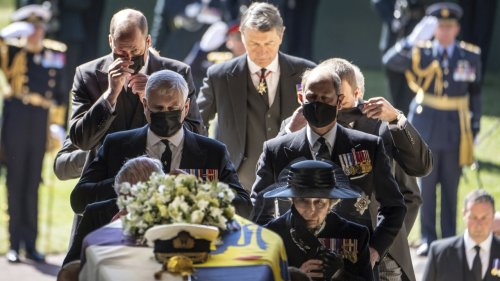 Prince Philip Is Laid to Rest, Royal Family Honors His Legacy