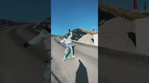 Longboard Dude Masters Skid Slides