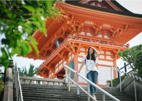 Unforgettable Itineraries in West Japan!