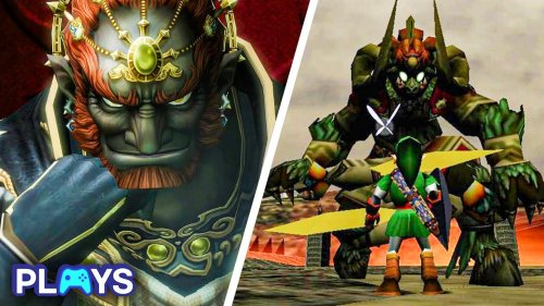 The 10 Most Powerful Versions of Ganon in Nintendo Games