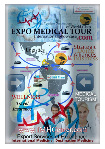 EXPO MEDICAL TOUR   MAGAZINE cover image