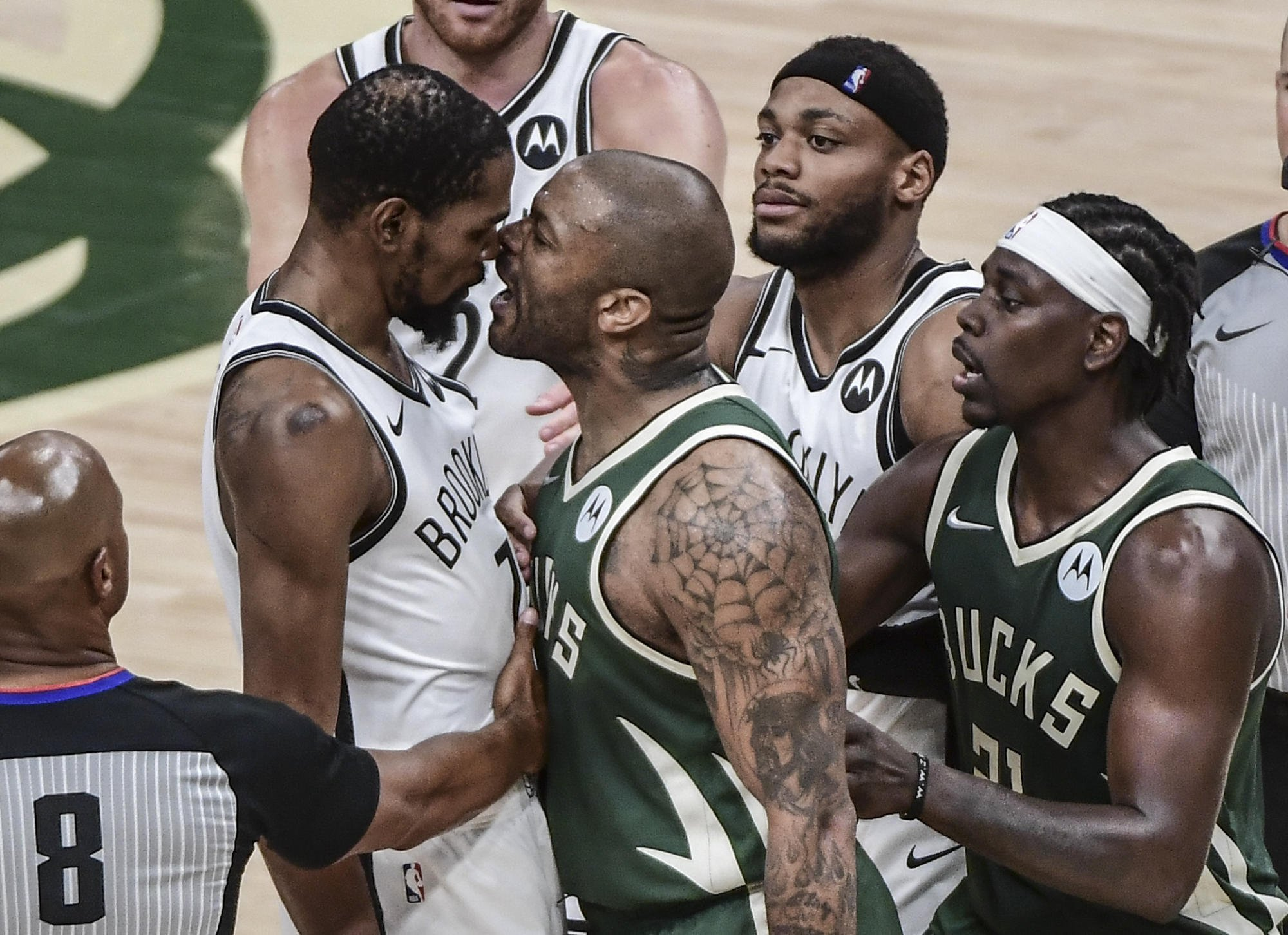 Why Kevin Durant's Reported Bodyguard Got Banned From Milwaukee