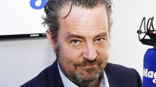 Inside Matthew Perry's Tragic Real Life Story