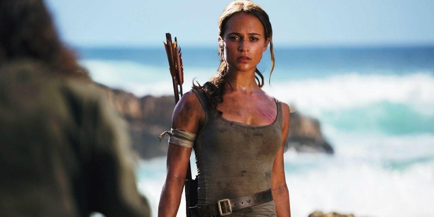 Alicia Vikander Says 'Tomb Raider' Sequel Isn't Yet Greenlit, But She's Hopeful