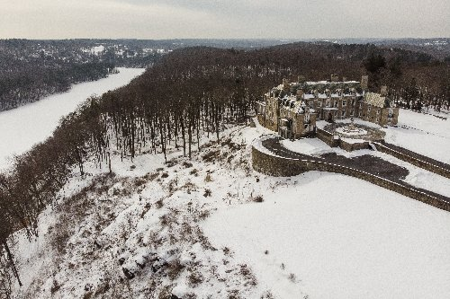 Claimed value of sleepy NY estate could come to haunt Trump
