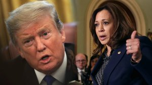 Copycat? Trump Claims Kamala Harris is Only Visiting US-Mexico Border Because of Him