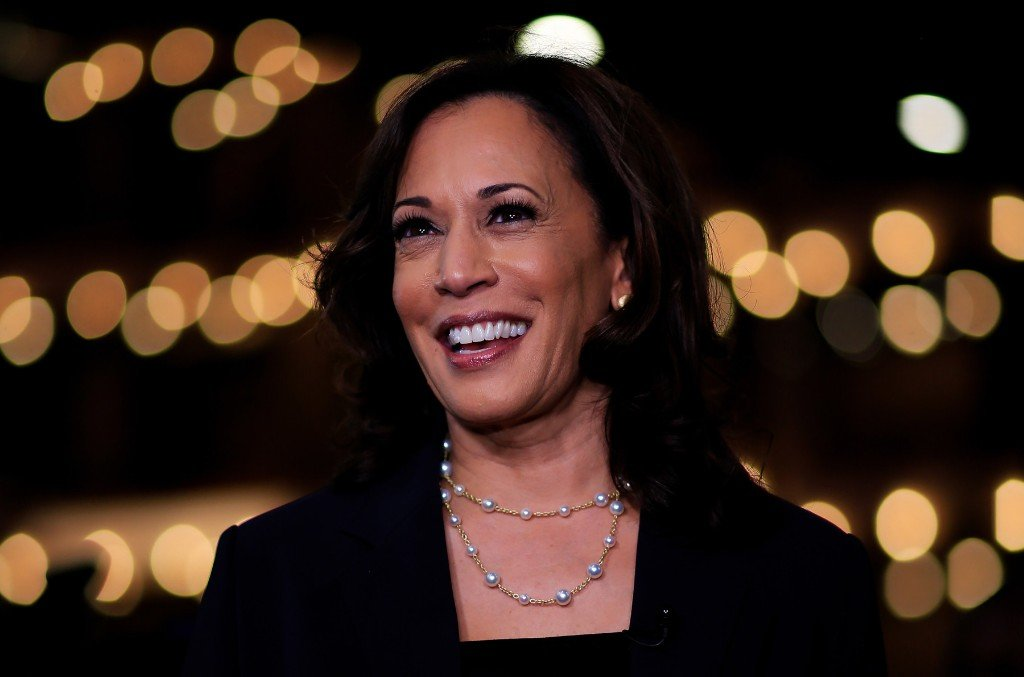 Biden Picks Kamala Harris for VP