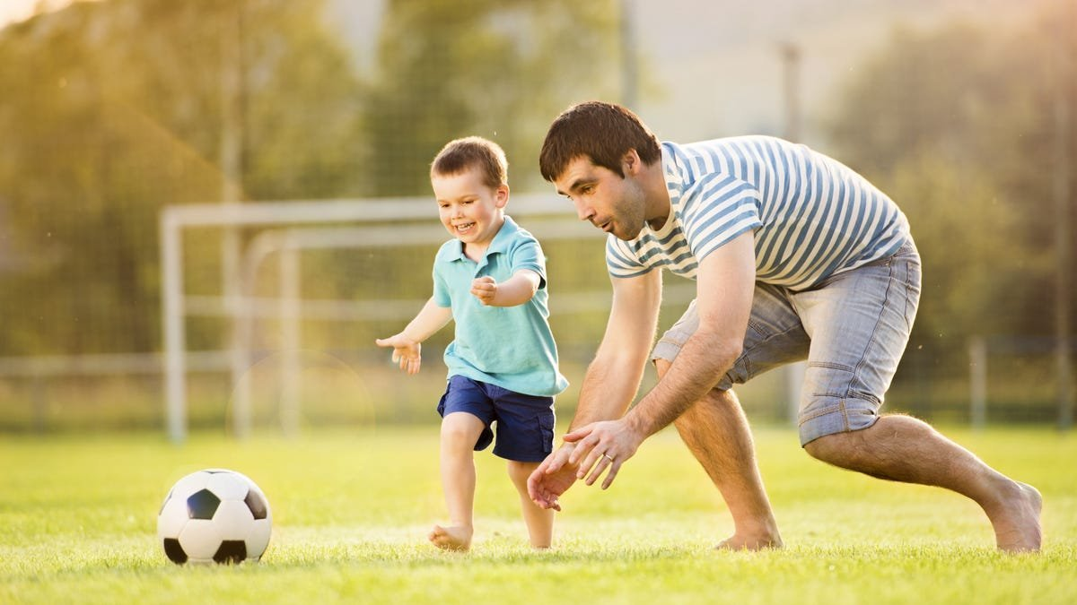 How to Be a More 'Playful' Parent