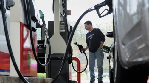'They're out of control': Long Islanders frustrated with rising gas prices
