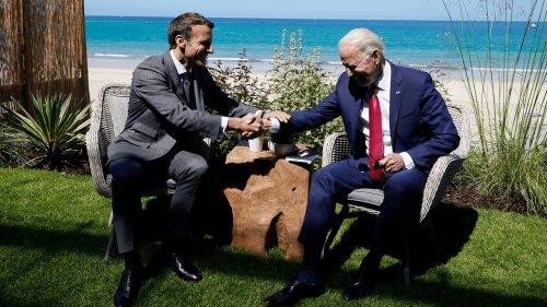 Macron: Biden demonstrates 'leadership is partnership'