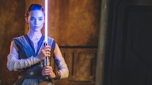 Disney Shares First Glimpse at 'Real' Lightsaber