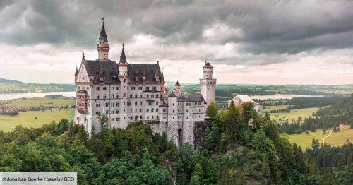 Balade royale dans les plus beaux châteaux de France et d'Europe