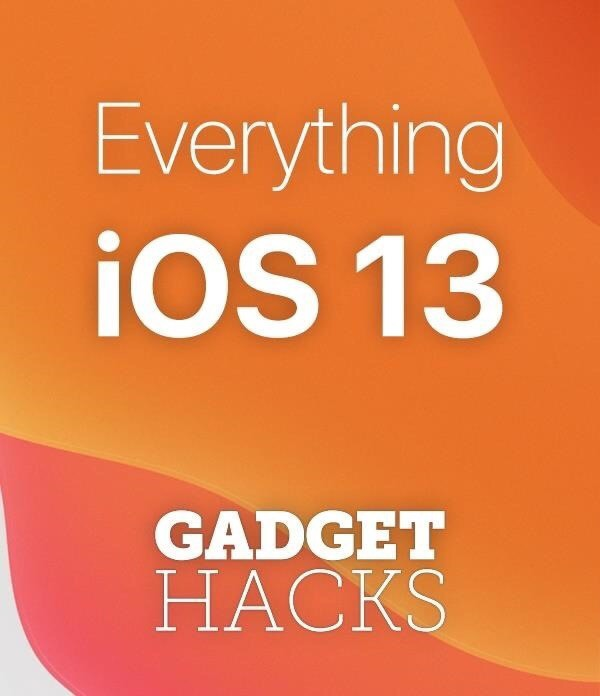 Everything iOS 13 cover image