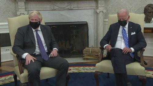 PM 'grateful' for Biden's efforts on Harry Dunn case