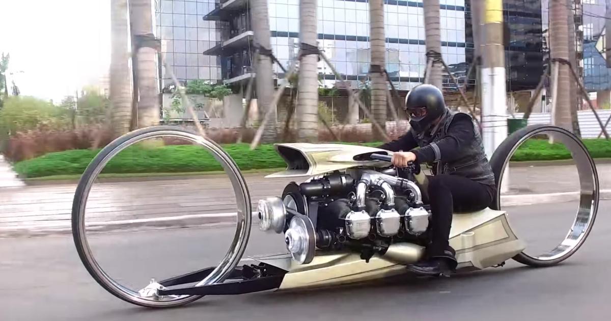 Wild Rides: 12 terrifying transport options