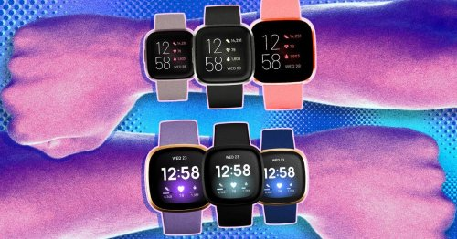 Here Are the Best Fitness Trackers on the Market Right Now