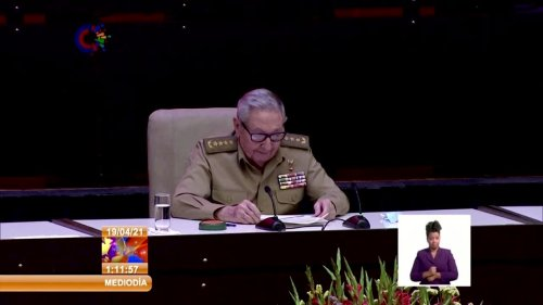 Castro era ends, Cuba sees new Communist leadership