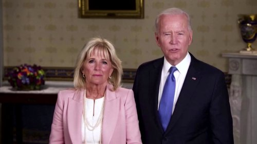 Biden says he is working toward calm in Israel-Palestinian conflict