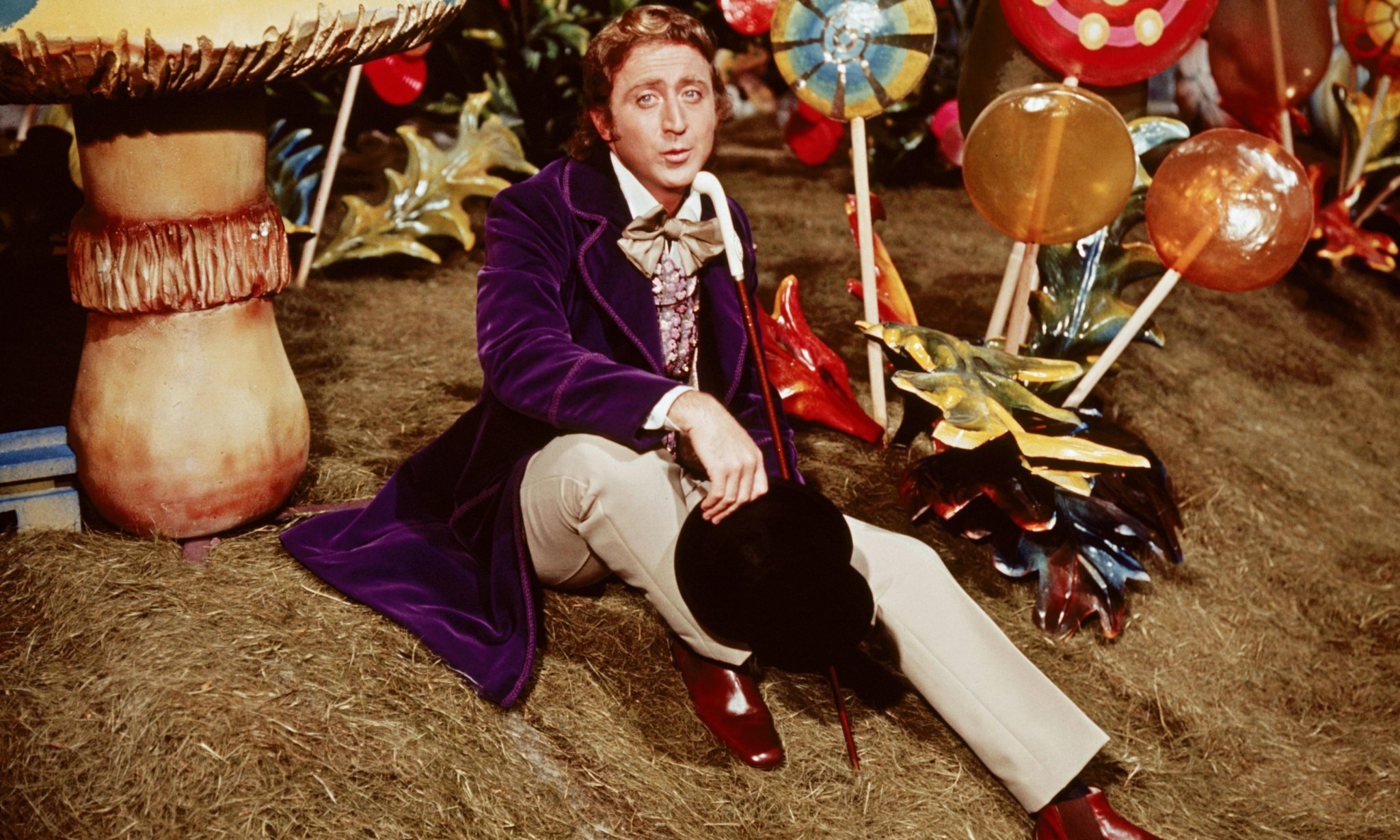 'Willy Wonka & the Chocolate Factory' at 50