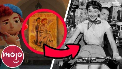 Top 10 Things You Missed in Pixar's Luca