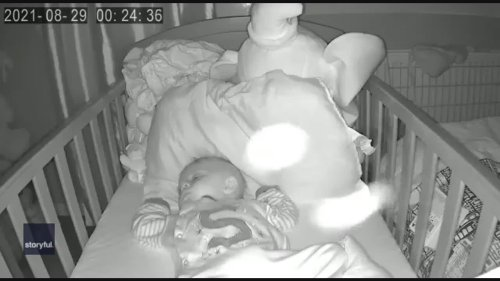 Scottish Parents Allege 'Ghost' Visited Baby as Light Appears on Monitor