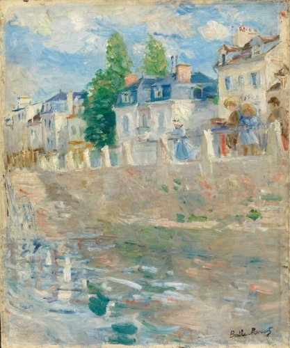 Who Was the Lesser-Known Female Founder of Impressionism, Berthe Morisot?