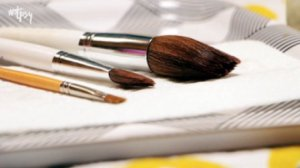If Your Makeup Brushes Are Filthy, Try These All-Natural Cleaners