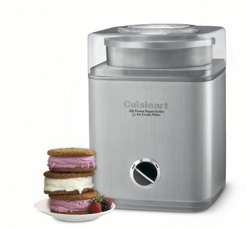 Cuisinart automatic ice cream maker