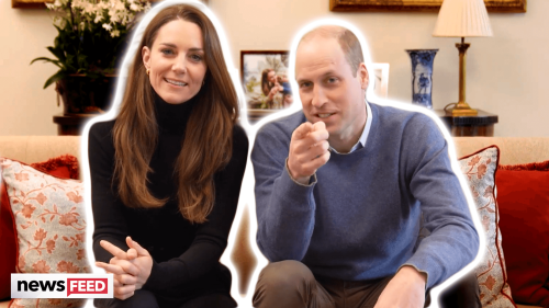 Prince William & Kate DEBUT YouTube Channel Amid Plans To Revamp Royals!