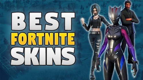 These are our TOP 5 Fortnite skins! Do you agree?